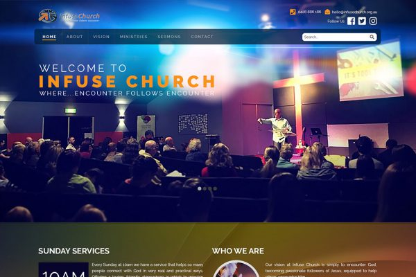 Infuse Church